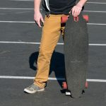 Inboard's M1 electric skateboard offers an unparalleled riding experience