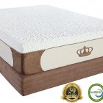 DynastyMattress Cool Breeze 12-Inch Gel Memory Foam Mattress, Queen Reviews