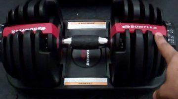 Bowflex SelectTech 552 Dumbbells (Pair) Reviews