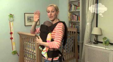 Beco Baby Carrier Gemini Four Position Review – Ergonomic Baby Carrier