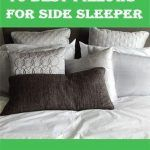 Best Pillow for Side Sleepers Reviews and Ultimate Guide