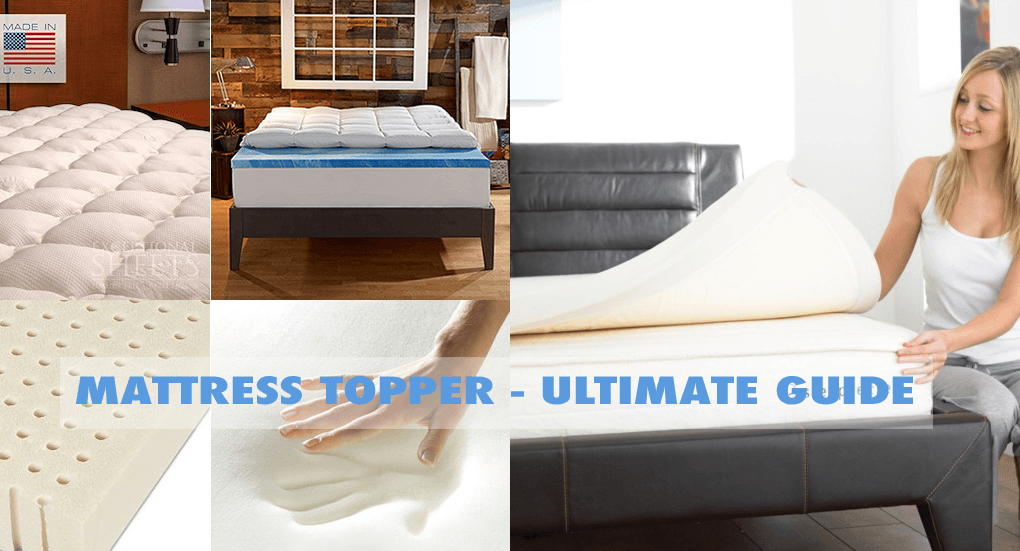 Best Mattress Topper For Your Bed Ultimate Buying Guide