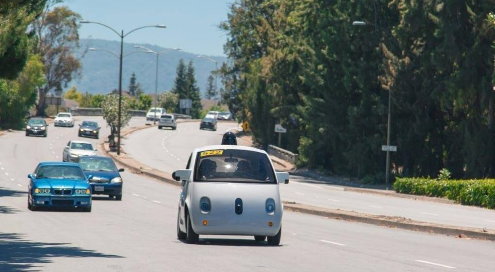 Self-Driving Cars Get into Fewer Crashes than Cars with Human Drivers
