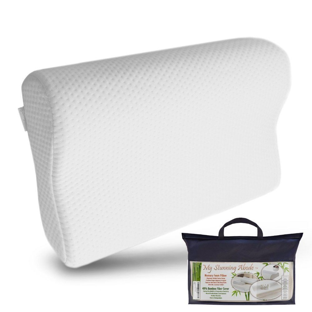 Best Bamboo Memory Foam Pillow Review How To Choose The Best