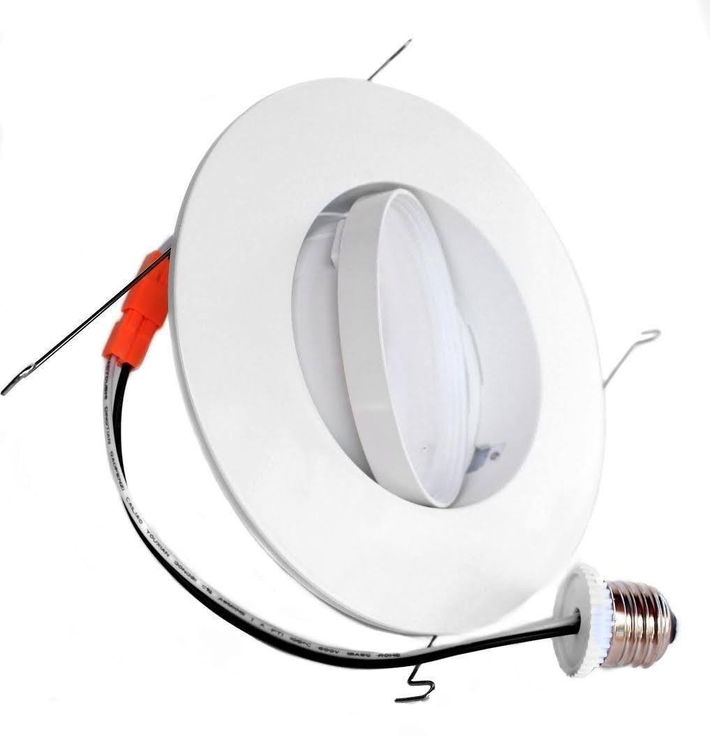 12w 6inch Directional Gimbal Recessed Led Downlight Review