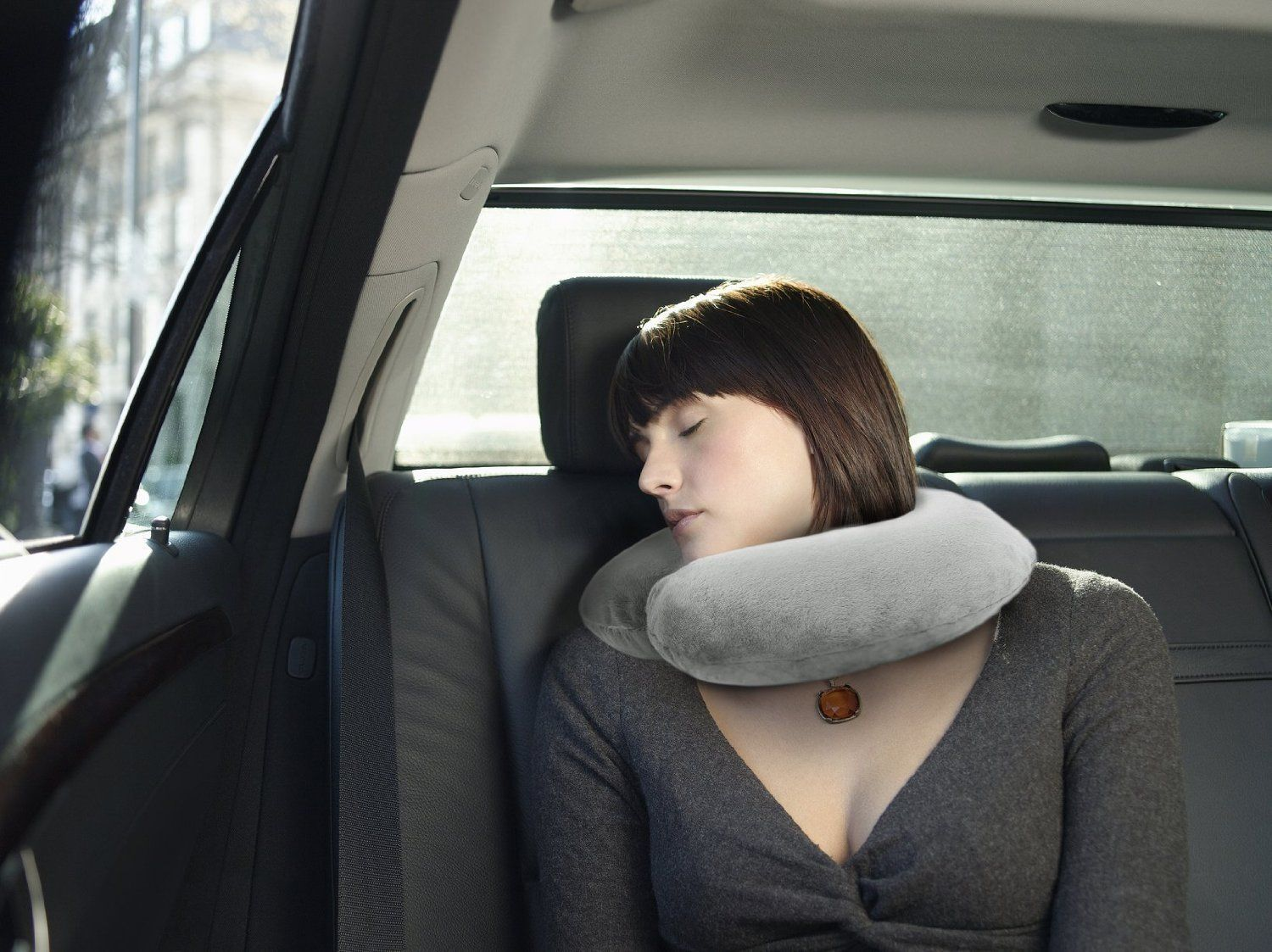 The Comfort Master Is The Best Travel Pillow For Airplane